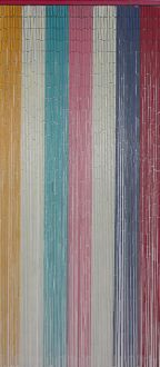 Stripe bamboo curtain by deo design Bamboo Curtains, Design, Home Decor, Bamboo Blinds, Bamboo Shades, Decoration Home, Room Decor, Home Interior Design