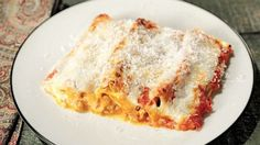 Turkey Cannelloni Recipe by Mario Batali - The Chew