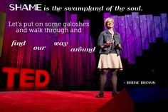 One of my favorite Teds so far: Brene Brown on vulnerability at Photo by James Duncan Davidson Ted Quotes, Inspirational Quotes For Women, Inspirational Speakers, The Power Of Vulnerability, The Gift Of Imperfection, Ted Speakers, Netflix Specials, Rising Strong, Daring Greatly