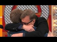 Awee The Price is Right - Drew Says Goodbye to Scott - YouTube