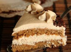 Ukusna torta od kafe i maskarpone sira (20 cm)