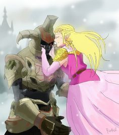 Who made this and why do they want to hurt me so! Zelda and the Hero's shade, Hero of Time.
