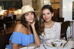 Snapshots from our lovely lunch to kick-off #ArtBasel week in Miami.