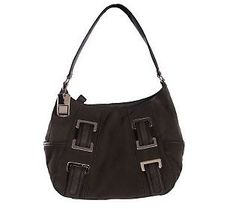 Gray Suede Tignanello Bag.  My new bag for Fall!