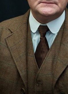 ♔ 'Lord Grantham' ~ Downton Abbey