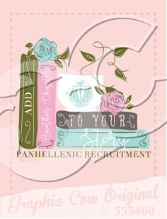 Add Another Chapter to Your Story Panhellenic recruitment crest Panhellenic Council, Panhellenic Recruitment, Kappa Delta, Canvases, Your Story, Sorority, Greek, Mood, Formal