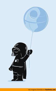 junior Darth Vader