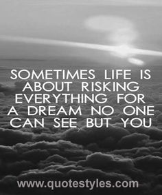 Sometimes life is about -Inspirational quotes