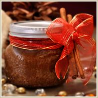 Brown Sugar Body Scrub - The perfect hostess gift!