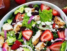 Top receitas de saladas do Pinterest - WePick WePick