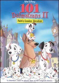 101 Dalmations II, Patch's London Adventure