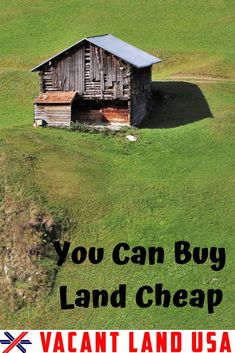 When it comes to investing, the ability to buy land cheap is a great skill to acquire. Real estate overall, is one of the smart places where you could put some of your money. It is one of the most stable assets that tends to increase its value over time. Homestead Land, Homestead Survival, Wilderness Survival, Camping Survival, Investing In Land, Real Estate Investing, Cheap Land For Sale, House With Land, Abandoned Property