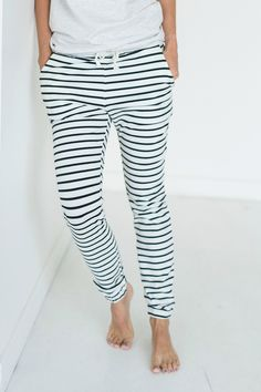 I live in pants like this at home.  Cute!