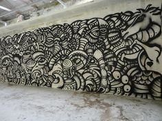 freehand graffiti by RIOT - facebook.com/riot.england