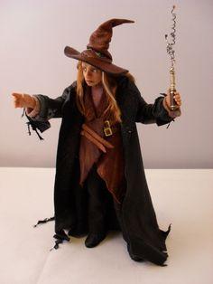 Weasley wizard descendant