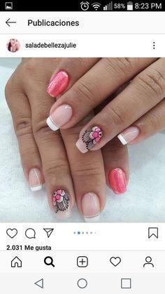 Nail Spa, Toe Nails, Pedicure, Nail Designs, Hair Beauty, Lily, Dani, Instagram, Finger Nails