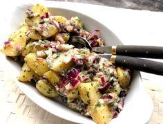 Tysk potatissallad