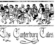 five elements of a short story in stories from the canterbury tales by geoffrey chaucer Read expert analysis on historical context in the canterbury tales  stories within the canterbury tales chaucer  story to relate a number of smaller tales.