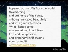 Spiritual Gifts by mark tulin – Crow On The Wire Spiritual Gifts, Humility, Compassion, Crow, Poems, Spirituality, Wire, How To Get, Raven