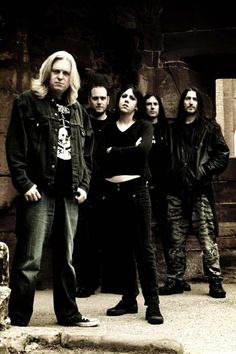 The mighty warlords... Bolt Thrower
