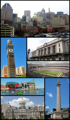 Baltimore and Baltimore County, Maryland  With the rich history the city boasts however, it's amazing that Baltimore hasn't been deemed one of America's greatest historical destinations