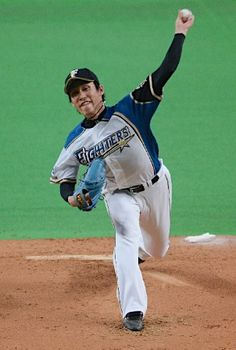 Mitsuo Yoshikawa (Hokkaido Nippon-Ham Fighters)