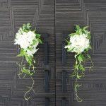 一生に一度の結婚式。  こだわりのブーケはもちろん、身に付けるお花から  会場全体の装花や贈りものとしてのお花までお任せください。  心に残る一日をお手伝いいたします。