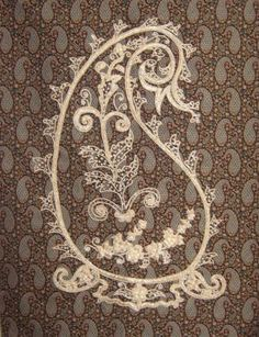 Meaning and Heritage of Paisley (Boteh) Motif - interesting... and good to know