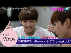 "Shinhwa Minwoo & BTS Jungkook, Celeb Bros S8 EP3 ""Who' the daredevil?"""