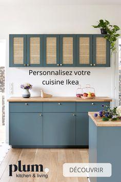 Barn Kitchen, Kitchen Living, Vintage Kitchen, Kitchen Decor, Living Room Furniture Online, Home Decor Furniture, Modern Farmhouse Kitchens, Home Kitchens, Kitchen Interior