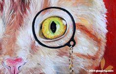 Splendid Beast Custom Oil Painting Giveaway