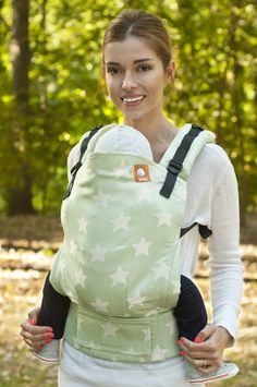 TULA Baby Carriers | Toddler Carriers — Full Standard WC Carrier - Glow Meteor