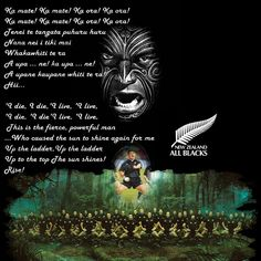 New Zealand All Blacks Haka