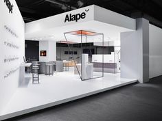 Heine/Lenz/Zizka Projekte presents glazed steel basins as monumental structures in a serene setting - News - Frameweb