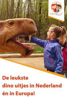De leukste dino uitjes in Nederland en Europa - een compleet overzicht vind je in dit artikel! Dino Museum, Road Trip, Elephant, Blog, Travel, Animals, Dutch, Wanderlust, Calm