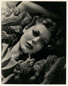 """Loretta Young en """"Fueros Humanos"""", 1933"""