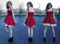 DIY Beaded dress