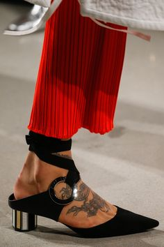See the complete Proenza Schouler Spring 2016 Ready-to-Wear collection.