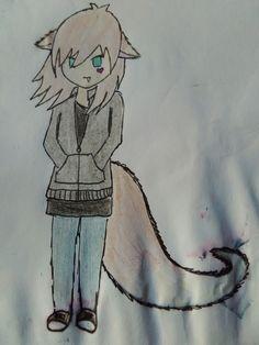 little cat girl =3
