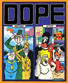 Fabulous Furry Freak Brothers Dope by combomphotos, via Flickr