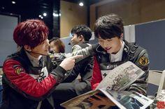 SF9 – Jaeyoon ♥ Chani ♥