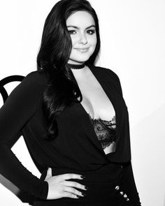 Lovely In Black and White