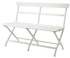 malaro folding bench, 69.99 at IKEA