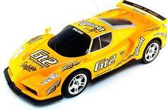 Ferrari Enzo FXX (Orange) - Electric RC Cars - XenonProject.com