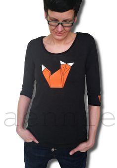 aennie: Ich bin verliebt ... in einen Origamifuchs ♡