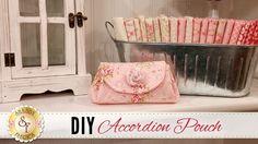 DIY Accordion Pouch | with Jennifer Bosworth of Shabby Fabrics