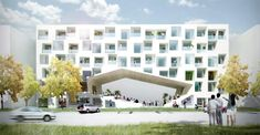 netherlands architecture institute - residential district concept