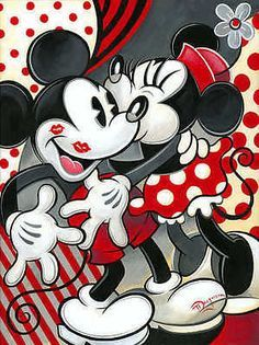 """Hugs and Kisses ""-Size: 16 x 12 