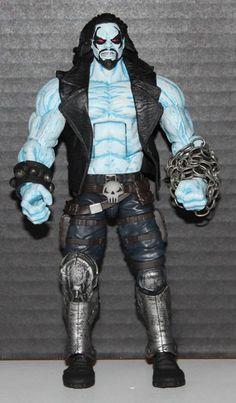 Lobo (DC Icons) Custom Action Figure