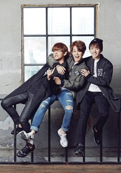 BTS's Maknae line is notorious for mocking their Hyungs - Koreaboo